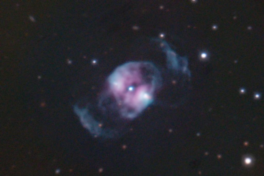 NGC2371, 1m Cass., Nikon Z6, 11x600s