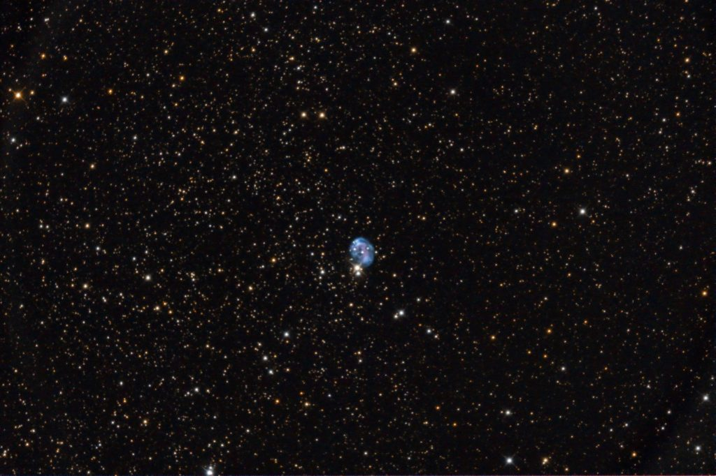 """NGC7008, 12""""RC, Canon 40D"""